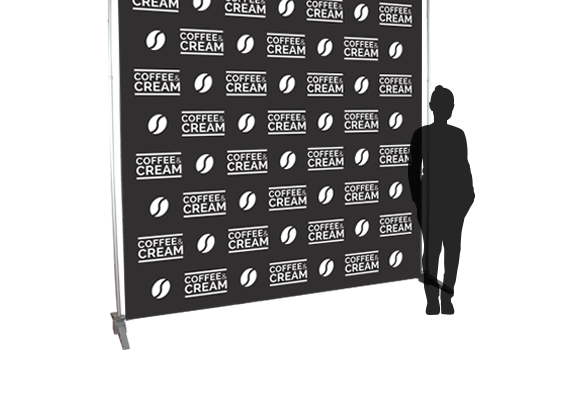 Mur photo Step and Repeat